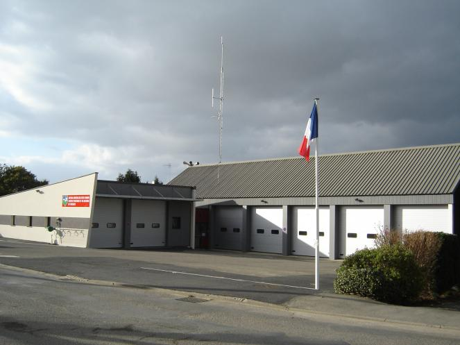 CENTRE DE SECOURS SDIS - 35 TINTENIAC